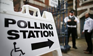 Voters Take To The Polls In European and Local Elections