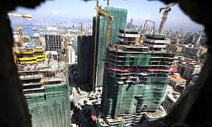 Beirut new construction