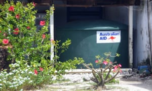 Australia has stripped A$3.7bn from the the Marshall Islands' aid budget