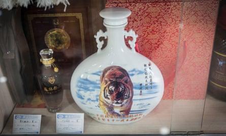 china tiger bone