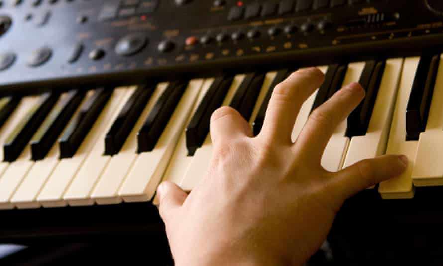 Fewer people are taking up piano lessons and those who do often choose a less expensive electronic keyboard.