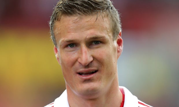 Stoke City's Robert Huth.