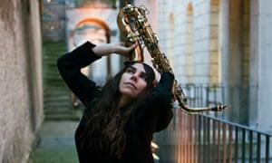PJ Harvey to record album in public