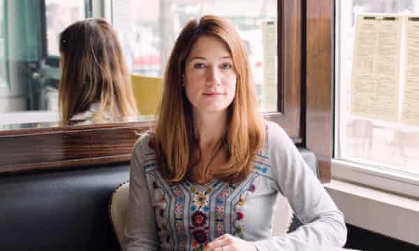 Gillian Flynn, author of Gone Girl.