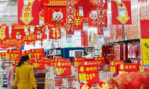 The Chinese Economy- Topics?