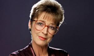 Anne Kirkbride as Deirdre in 2000