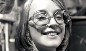 Anne Kirkbride as Deirdre Hunt in 1973.