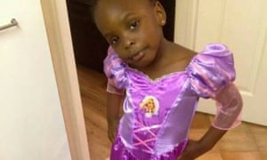 Andrea Gada, five, died after being hit by a car just before Christma