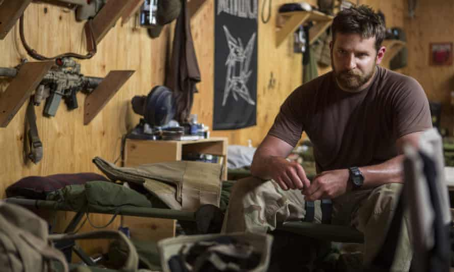 American Sniper with Bradley Cooper