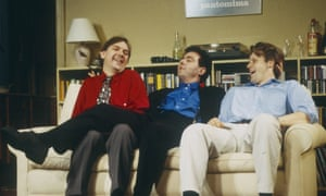 David Bamber, John Sessions and Anthony Calf in My Night With Reg