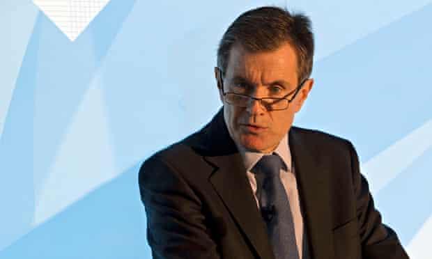Former MI6 chief Sir John Sawers