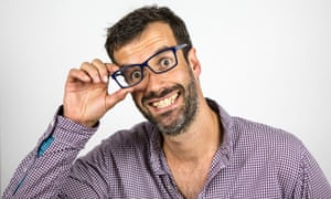Marcus Brigstocke will perform on tonight RSA live stream ;event : Seven Serious Jokes About Climate Change