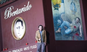 Iestyn Davies as Bertarido in  Rodelinda by Handel, ENO, London Coliseum.