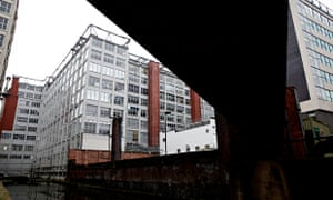 The Manchester Modernist Society leads tours around the city centre.