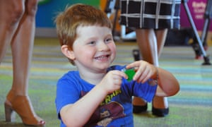 Boy given artificial pancreas