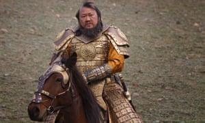 Benedict Wong stars in Netflix's Marco Polo.