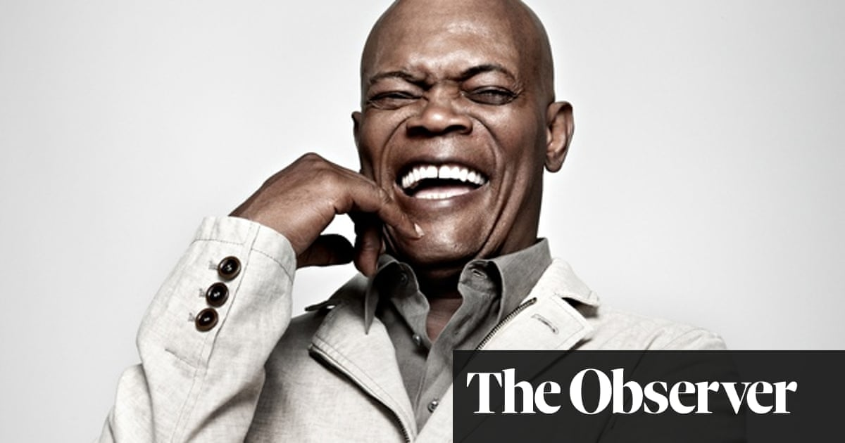 Samuel L Jackson: 'I create characters – it keeps me from
