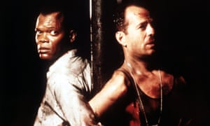 On a role: in Die Hard with Bruce Willis