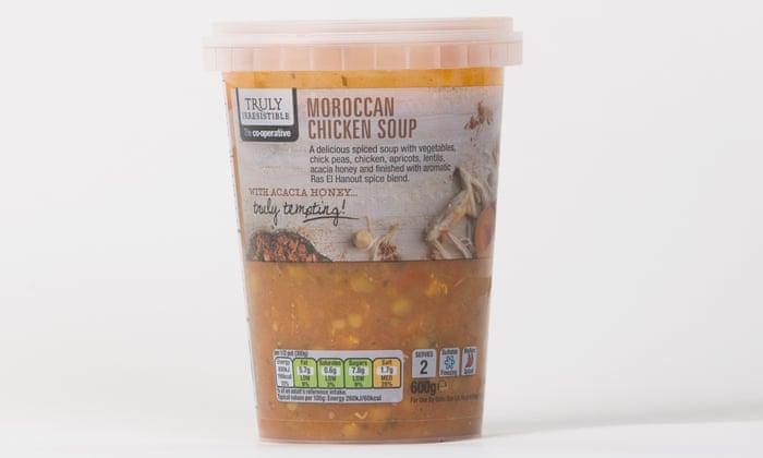 Fresh Supermarket Soups The Best And Worst Taste Test