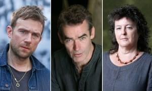 Damon Albarn, Rufus Norris and Carol Ann Duffy