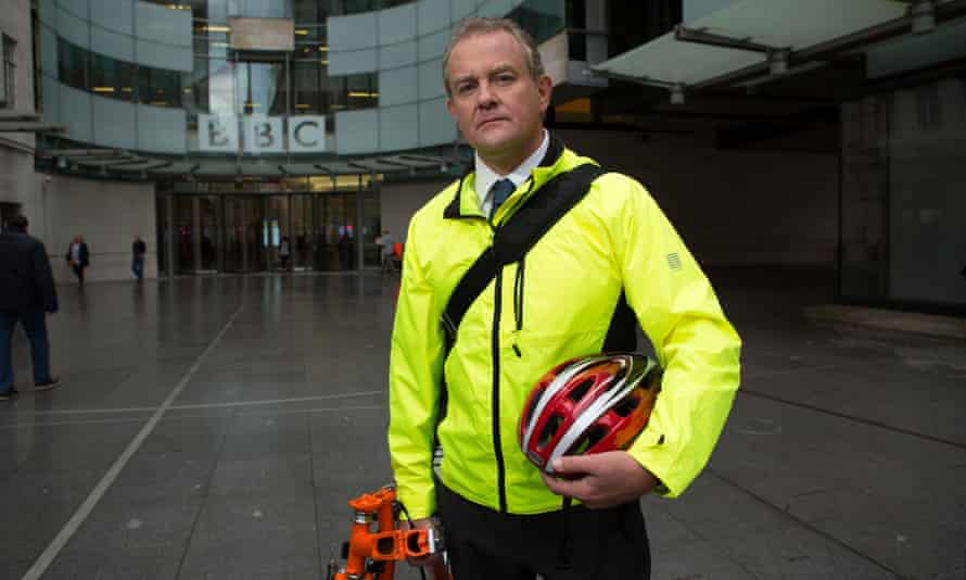 The spoof BBC documentary W1A lampoons the corporation's 'hotdesking' culture.