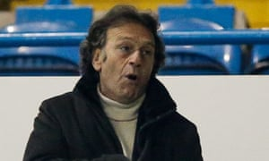 Massimo Cellino cooked the squad's pre-match pasta before their win over Bournemouth.