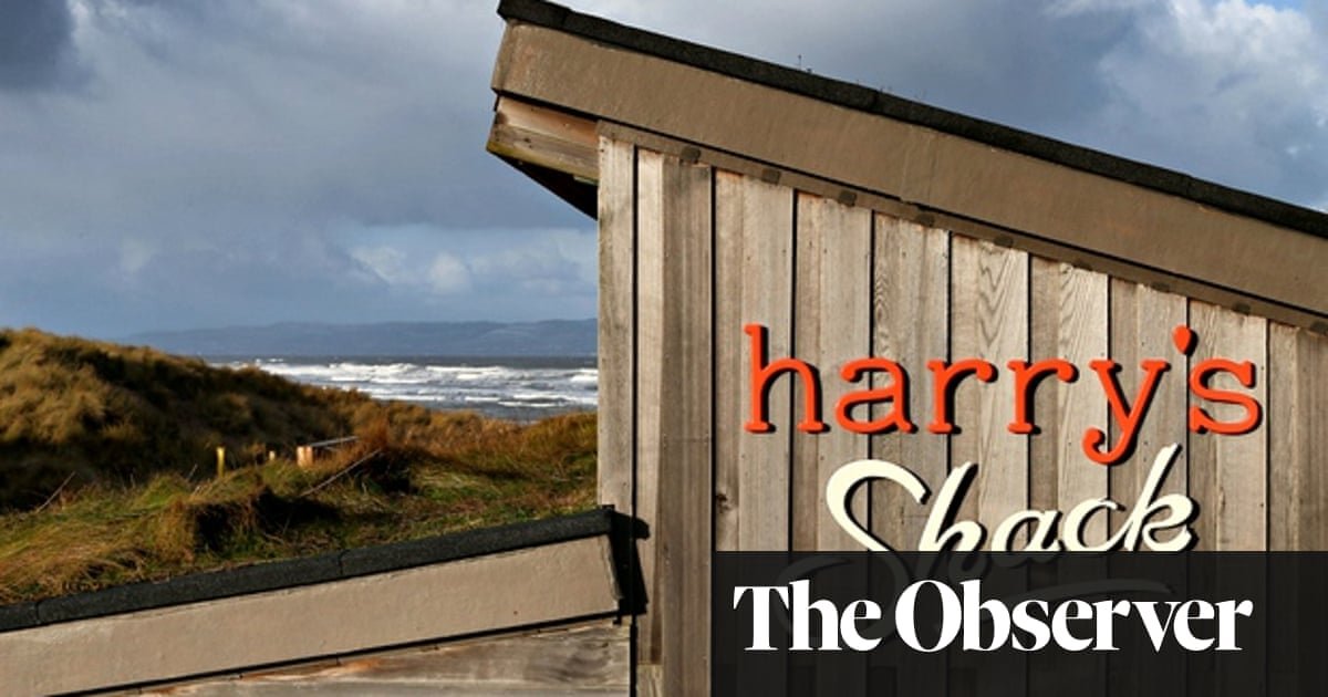 Second Quarter 2015 Bsea Commentary By >> Harry S Shack Restaurant Review Jay Rayner Food The Guardian