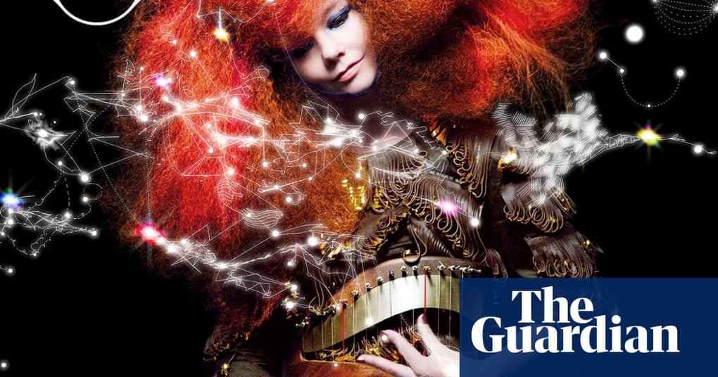 Björk's album artwork – in pictures | Music | The Guardian