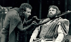 """""""Antony Sher and Brian Blessed"""""""