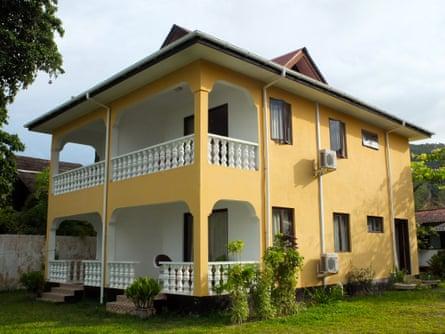 Rosemary's Guesthouse, Praslin, Seychelles