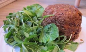 Vegetarian Society's vegetarian haggis