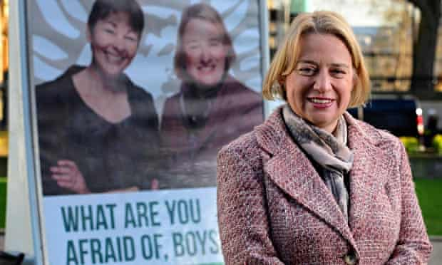 Natalie Bennett Holds A Press Conference Outside The House Of Commons