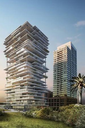 Beirut Terraces by Herzog de Meuron