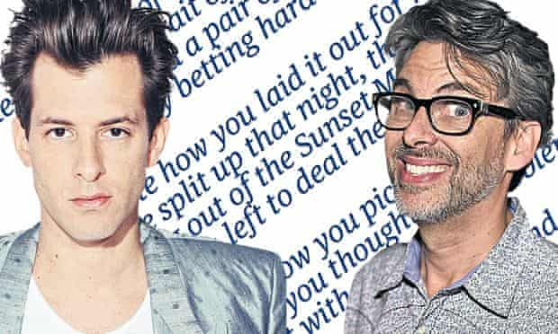 Mark Ronson Michael Chabon lyrics