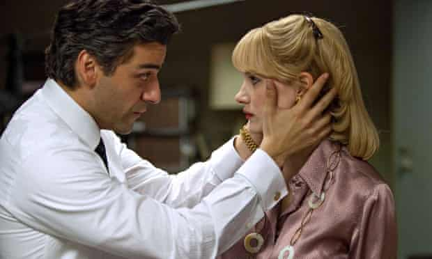 Jessica Chastain and Oscar Isaac in A Most Violent Year.