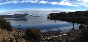Pumphouse Point hotel, Tasmania