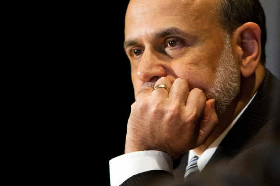 Former Federal Reserve Chairman Ben Bernanke launched the US version of QE in late 2008.