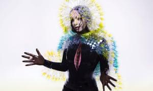 Björk, Vulnicura press image