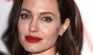 Flawless: Angelina Jolie in LA
