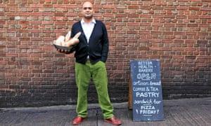 ashwin matthews of the better health bakery