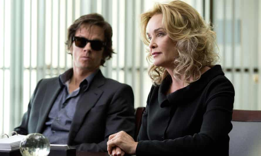 Jessica Lange (right) in a film still from The Gambler, directed by Rupert Wyatt