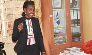 Harriet Kamashanyu