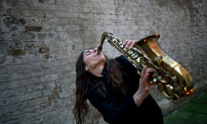 PJ Harvey: 'As the musicians talked, I felt I was really listening in, intruding even, on a secret r