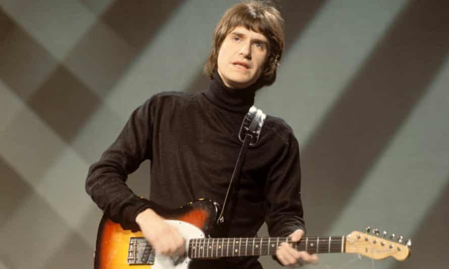 The volatile relationship between Ray Davies, pictured in 1965, and his brother Dave is likely to feature heavily in Johnny Rogan's biography.