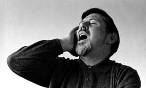 Ewan MacColl: 'He was an actor, really, even as a singer.'