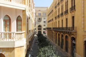 Beirut Foch Allenby district