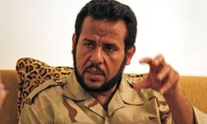 Abdel Hakim Belhaj is suing the British government.