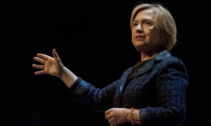 Hillary Clinton in Canada