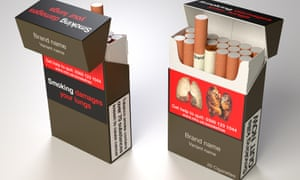 The government is to give MPs a vote before May on regulations forcing tobacco firms to introduce plain packaging