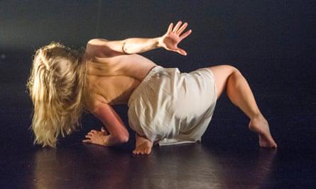 Gemma Shrubb in The Last Maiden by Fuora Dance Project.